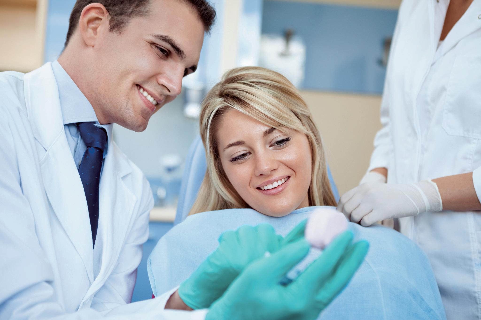 Brez strahu k zobarju